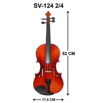Swing Sv-124 2/4 Parlak Cila Keman