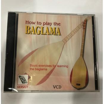BAĞLAMA EĞİTİM VCD'Sİ İNGİLİZCE (HOW TO PLAY THE BAĞLAMA)