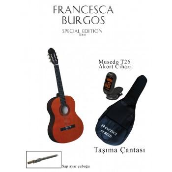 CG851F - 39'' Klasik Gitar (Turuncu)