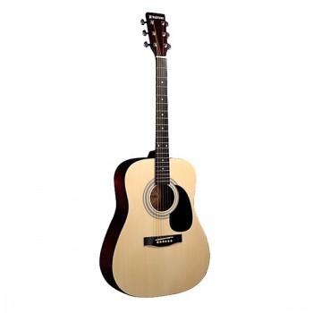 SDG6NL - 4/4 Dreadnought Klasik Gitar