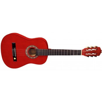 SNCG004 - 39'' Klasik Gitar (Kırmızı)