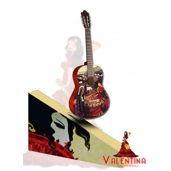 VA-6500M2 - 39'' Klasik Gitar - Resimli