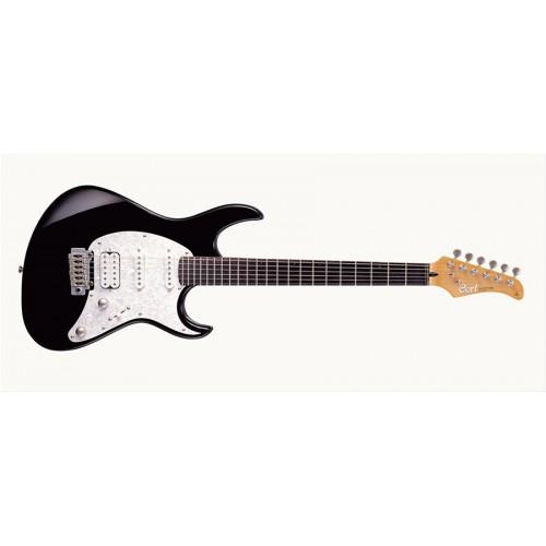CORT G250BK Elektro Gitar Siyah , (S-S-H)