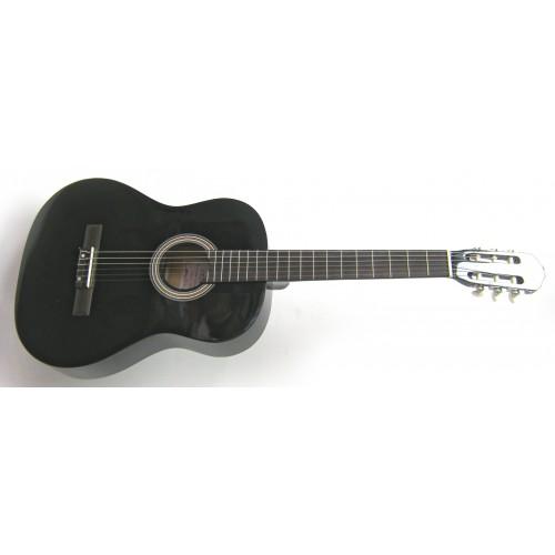 Cremonia AC821R-BK 3/4 Klasik Gitar SİYAH