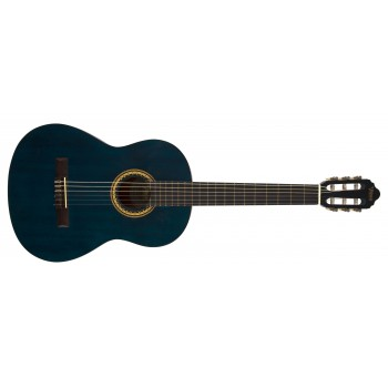 Valencia VC204TBU Klasik Gitar Scale 4/4