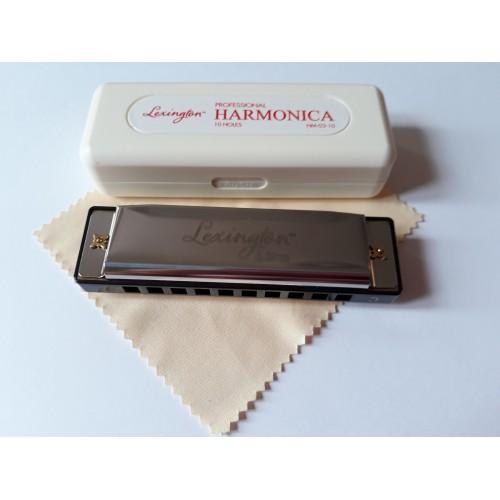 CREMONIA HM0310 MIZIKA 10 DELİK, MODEL: PROFESSIONAL HARMONICA