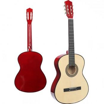 MADRID MCG-120 NATUREL 39 Klasik Gitar Tam Boy