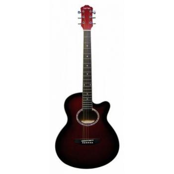 Clariss CAG100CEWRS Elektro Akustik Gitar