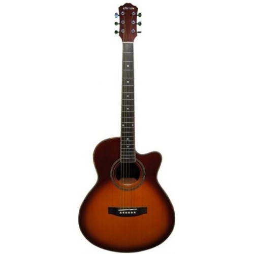 Clariss CAG300CESB Elektro Akustik Gitar