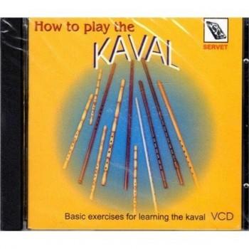 KAVAL EĞİTİM METODU VCD'Sİ GÖRÜNTÜLÜ ANLATIM ( HOW TO PLAY THE KAVAL)