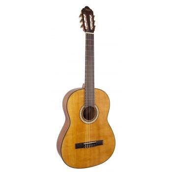 Valencia VC404 Naturel Mat Masif Klasik Gitar Tam Boy KILIF HEDİYELİ