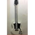 Waldman GSG500 Wh Beyaz Elektro Gitar PROFESYONEL KILIF - TEL - PENA - ÜCRETSİZ KARGO